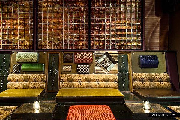 Salvage Lounge Bar // Straight Designs