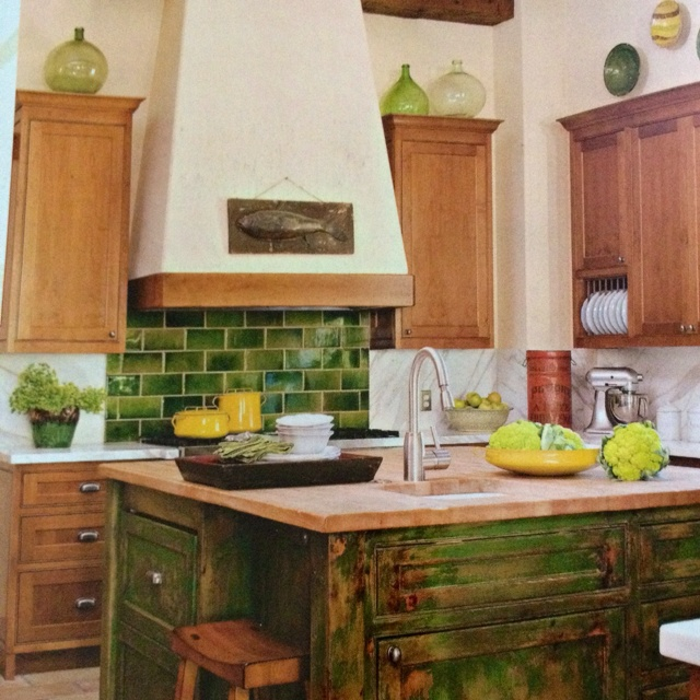 78 best images about tuscan style on pinterest vignette for Tuscan style kitchen backsplash