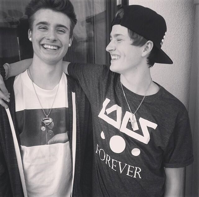 Chris and Crawford Collins