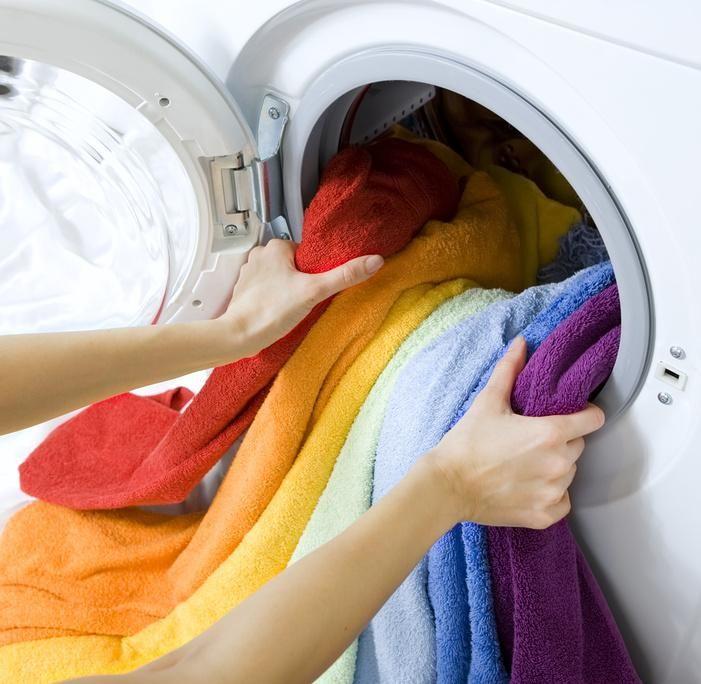 Wäsche müffelt oder riecht, obwohl frisch gewaschen?