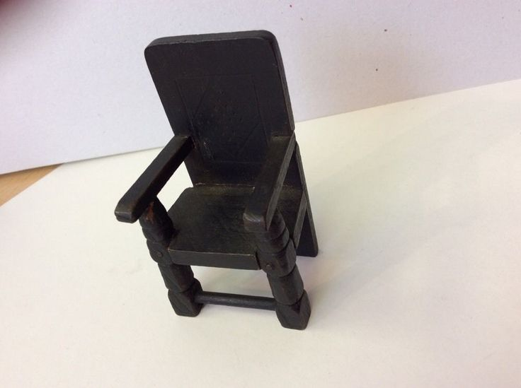 RARE Vintage Dolls house Barton Tudor Carver Chair   eBay. 97 best Barton Tudor Dolls House Furniture images on Pinterest