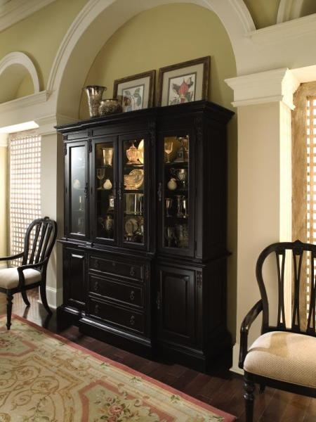 Best 25 Black China Cabinets Ideas Only On Pinterest