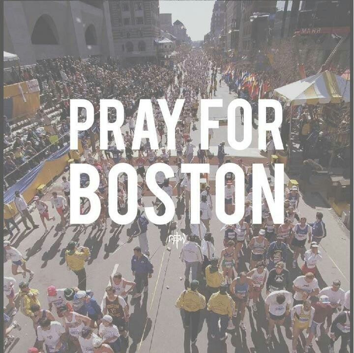 Pray for the innocent victims of the bombing, and for their loved ones. Pray for the responders who are now working tirelessly to save lives and bring justice to those responsible for this attack. And pray for an end to the ongoing violence and terrorism that has been going on in the United States. Please.