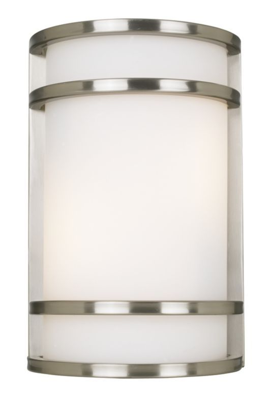 Bay View Steel 12-Inch-H Minka Lavery Outdoor Wall Light -