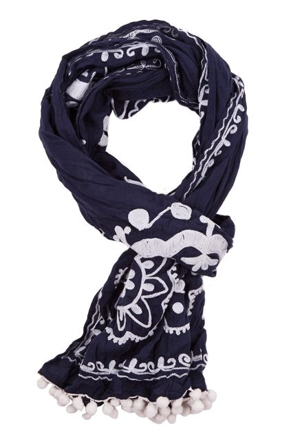 Ruby Yaya Suzani Scarf - Womens Scarves at Birdsnest Fashion