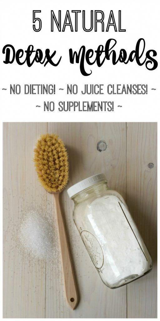 5 natürliche Entgiftungsmethoden {Keine Diät oder Entsaftung   – Detox Nutrition