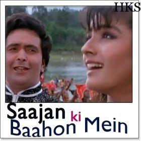 Name of Song - Aapke Kareeb Hum Rehte Hain Album/Movie Name - Saajan Ki Baahon Mein. Name Of Singer(s) - Kumar Sanu, Sadhana Sargam Released in Year - 1995  visit us:  http://hindikaraokesongs.com/aapke-kareeb-hum-rehte-hain-saajan-ki-baahon-mein..html