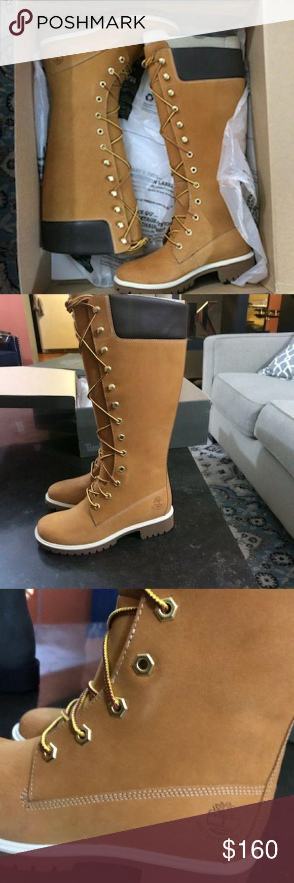 Wheat timberland boots brand new Wheat timberland boots brand new Timberland Shoes Winter & Rain Boots