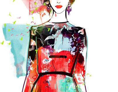 "Check out new work on my @Behance portfolio: ""fashionillu_30"" http://be.net/gallery/35147675/fashionillu_30"
