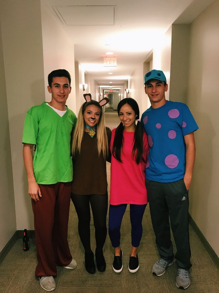 Shaggy and Scooby Doo, Boo and Sully