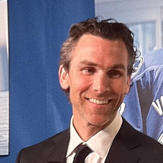 Trevor Linden - Vancouver Canucks