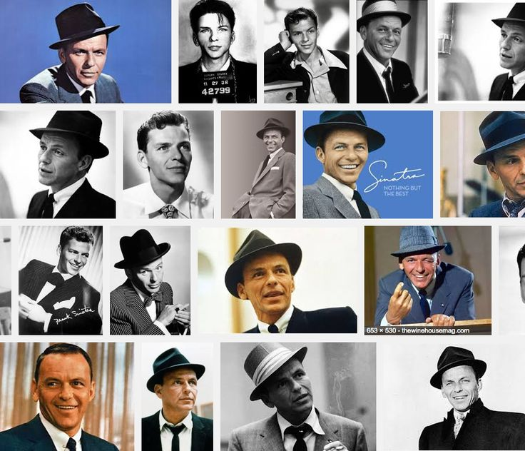 Frank Sinatra - Φρανκ Σινάτρα | Smile Greek