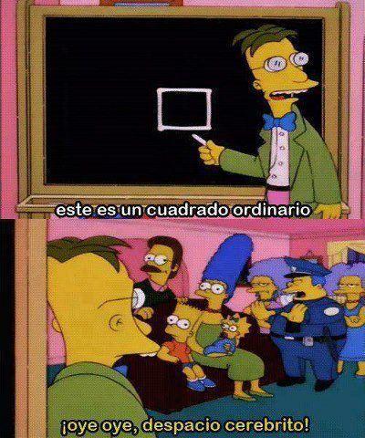 Los 10 mejores momentos matemáticos de los Simpsons