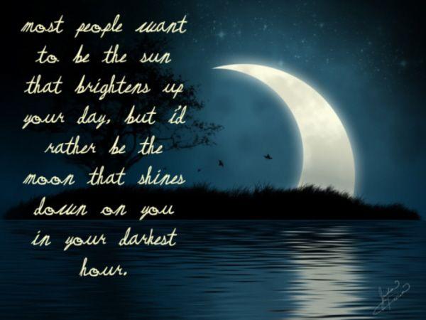 Moon Tumblr Quotes | Facebook Twitter Google Tumblr