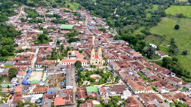 Suaita Santander Colombia