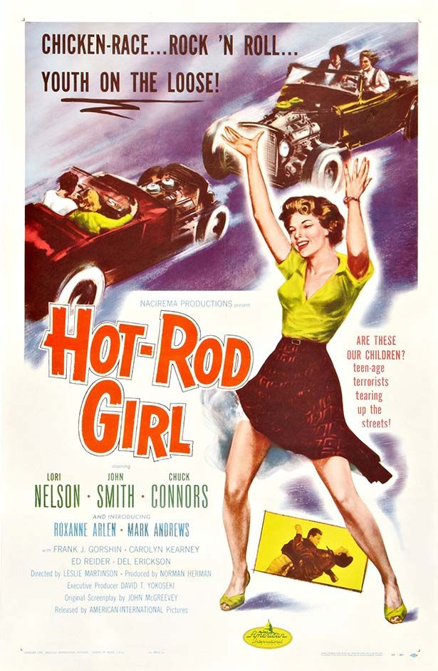 The 62 best Hot Rod and Vintage Posters images on Pinterest ...