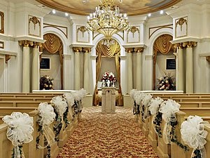 Chapelle du paradis at paris vegas vow renewal for Paris las vegas wedding