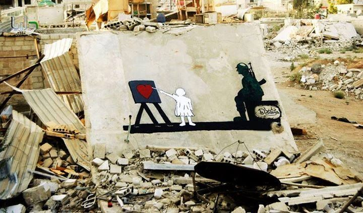 Love In Time Of War 2014 Darayya