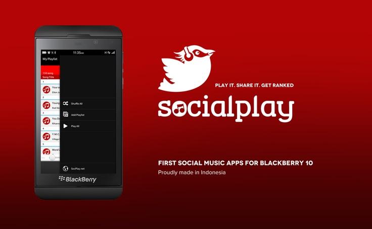 @SocPlay Apps for #BlackBerryZ10 #BlackBerryQ10 : Latest Preview