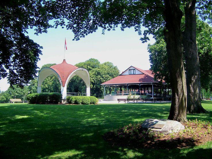 St. Catharines, Ontario's Montebello Park