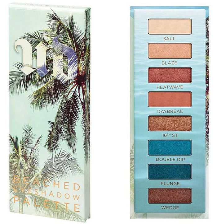 Urban Decay Beached Summer 2018 Collection via @Chicprofile