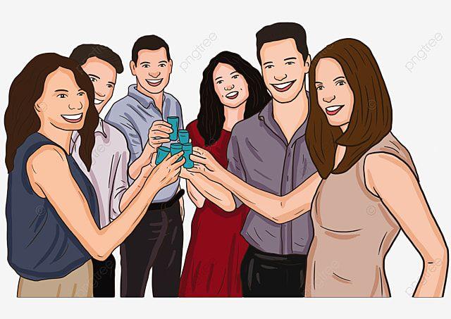 Amigos De Dibujos Animados Imagenes Predisenadas De Amigos Estilo De Dibujos Animados Dia Internacional De La Amistad Png Y Psd Para Descargar Gratis Pngtr ภาพประกอบ เทอร เร ย ม ตรภาพ