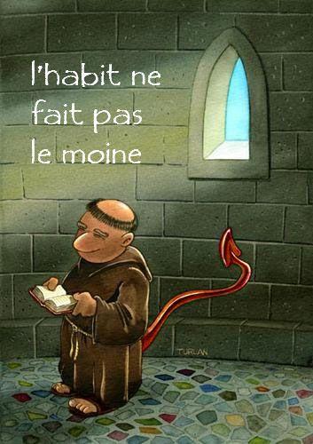 Dissertation fait le lhabit moine ne pas