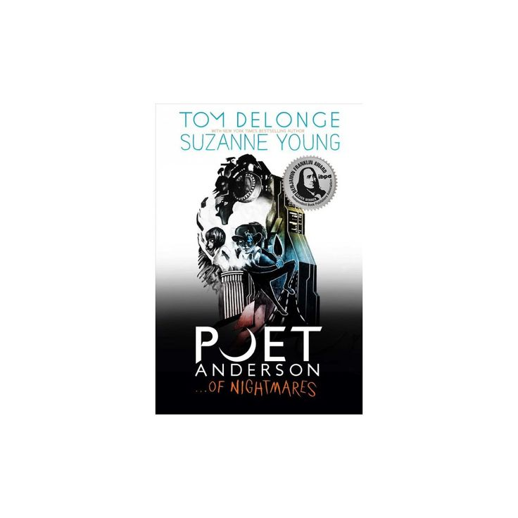 Poet Anderson ...of Nightmares (Reprint) (Paperback) (Tom Delonge & Suzanne Young)