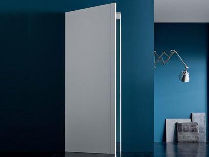 RASOTOUCH | Porta rente à parede com dobradiças ocultas sem moldura