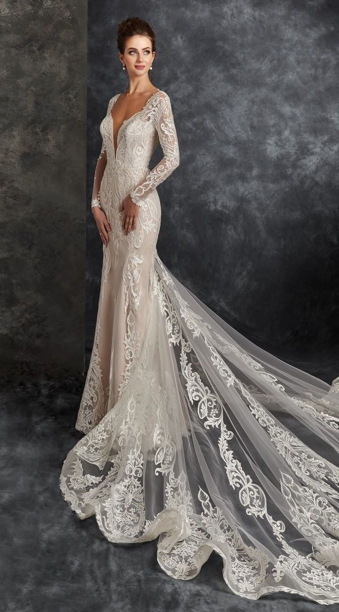 Ira Koval 2017 Wedding Dress