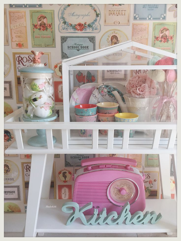 17 Best Ideas About Pastel Kitchen Decor On Pinterest