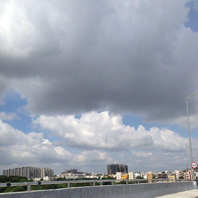 Hitec City - JNTU Kukatpally Flyover