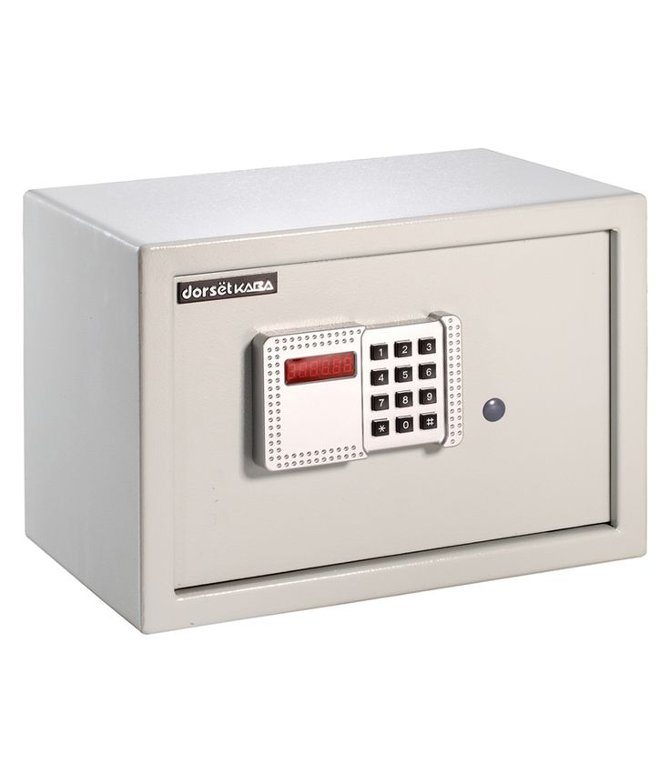 Dorset Kaba Electronic Safe : Suitable For Hotel With Audit Trial Facility
