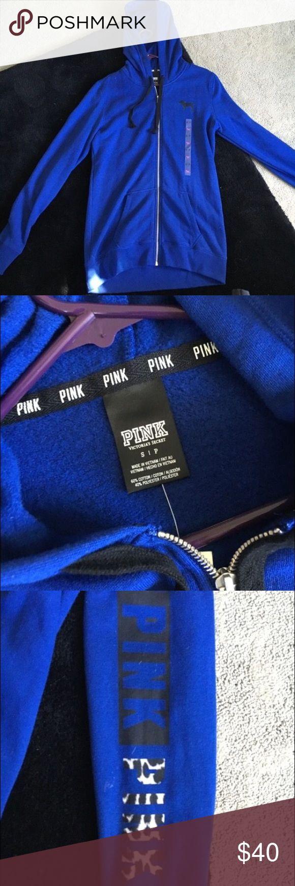 Victoria's Secret boyfriend jacket. Brand new Victoria's Secret boyfriend jacket. Brand new with tags. Size small but fits medium. I wear a small or medium but it's too big. Needs to go now Victoria's Secret Jackets & Coats