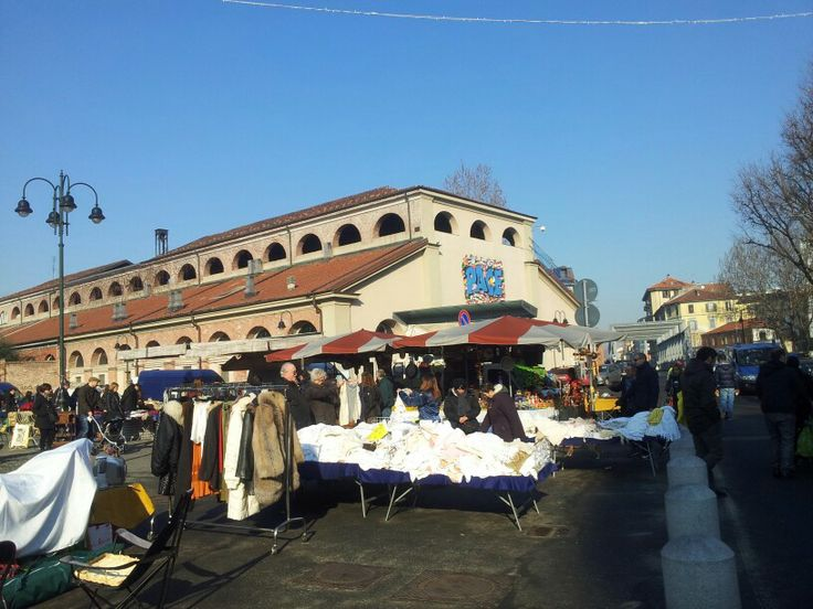 Il Gran Balon di Torino ogni seconda domenica del mese il #mercato degli #antiquari e delle pulci più famoso della città!
