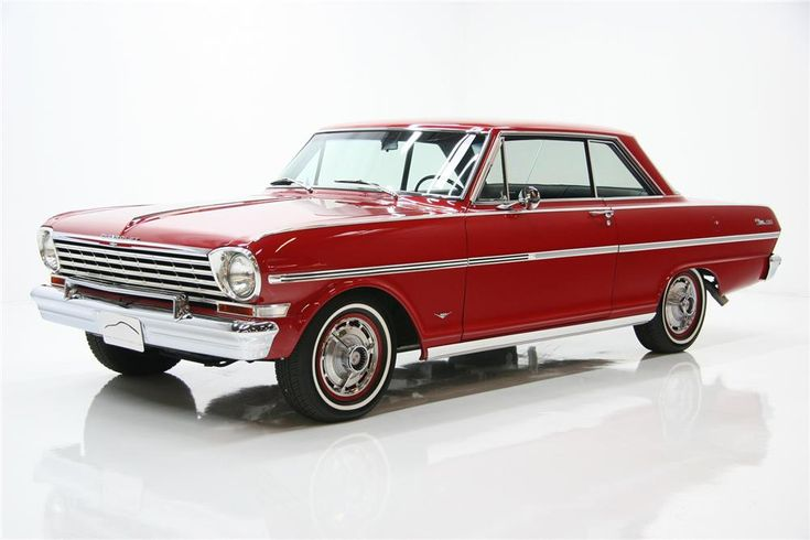 1963 Nova - Hello Beautiful!