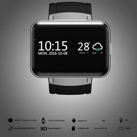2017 Nieuwe Wifi Bluetooth Horloge Slimme Horloge DM98 2.2 inch HD IPS LED Display Ondersteunt Sim kaart Herinnering Gesprekken voor Android in 2017 Nieuwe Wifi Bluetooth Horloge Slimme Horloge DM98 2.2 inch HD IPS LED Display Ondersteunt Sim-kaart Herinnering Gesprekken voor Android van Digitale Horloges op AliExpress.com | Alibaba Groep