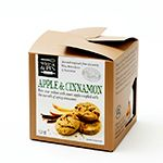 Apple and Cinnamon Bite Sized Cookies 150g
