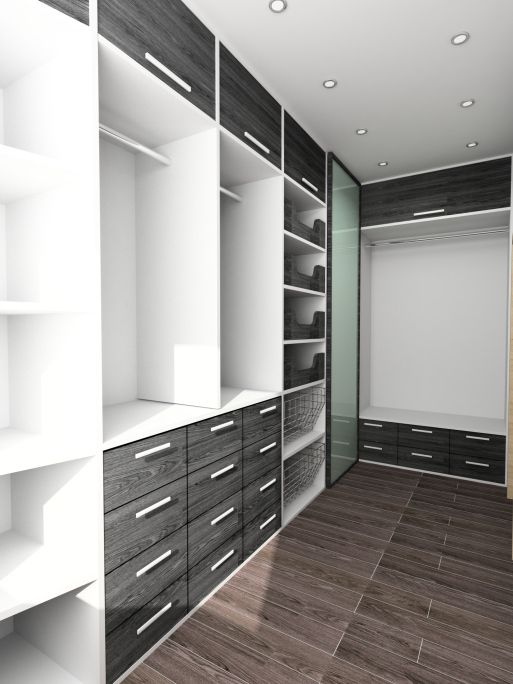 Modern Walk In Wardrobe 99 best walk-in closet ideas images on pinterest | walk in closet