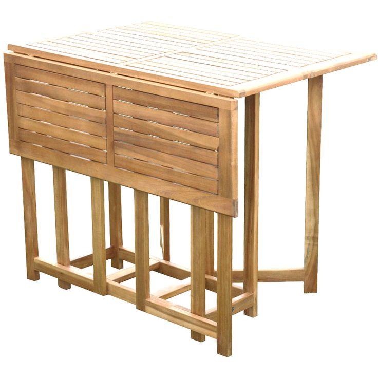 Pi di 25 fantastiche idee su tavolo pieghevole su - Tavoli pieghevoli salvaspazio ...
