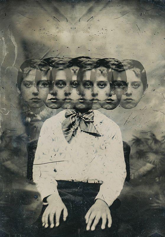 foto de 20 best dissociative identity disorder art images on Pinterest