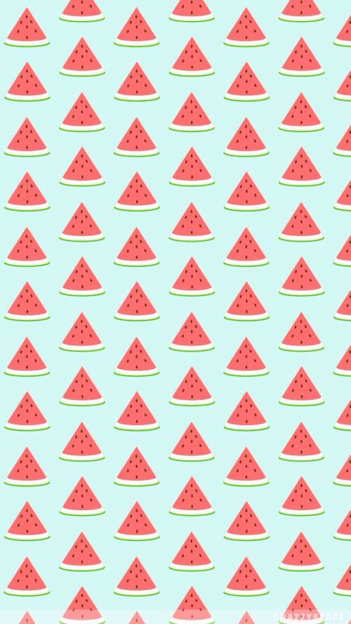 Watermelon #minty background