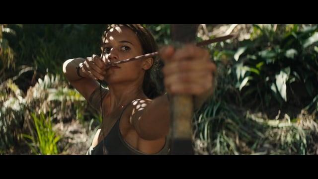 Lucozade: Lucozade Energy - Tomb Raider