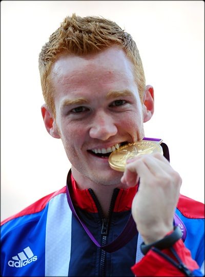 Greg Rutherford, english athlete