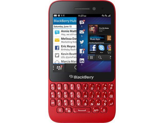 BlackBerry Q5 Cell Phone