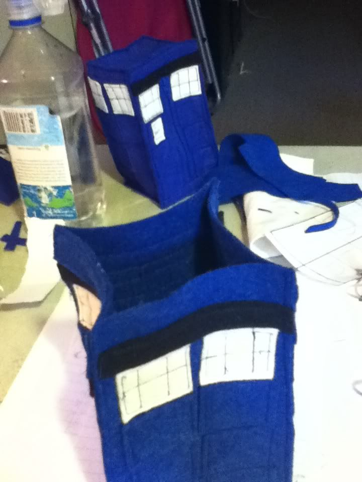 Tardis pattern: Tardis Patterns