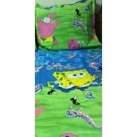 Lenjerii de pat copii SpongeBob 140x210