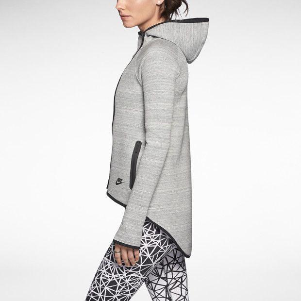 Nike Tech Fleece Cape Women's Hoodie - I NEED ELS