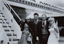 The Beverly Hillbillies Cast Photograph