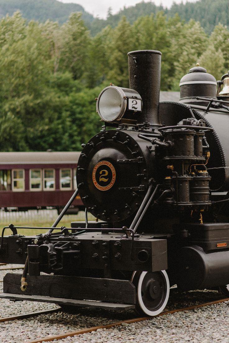 Steam train #2.